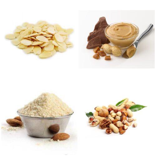 Орехи и ореховая продукция